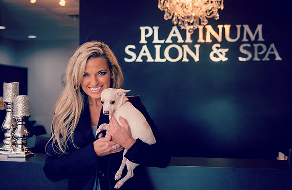 Platinum Salon & Spa, Youngwood PA